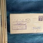 United States Lines: SSUS Maiden Voyage Mail Cover
